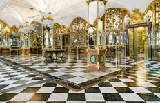 Sala dei preziosi, Volta Verde Storica, Dresda, SKD